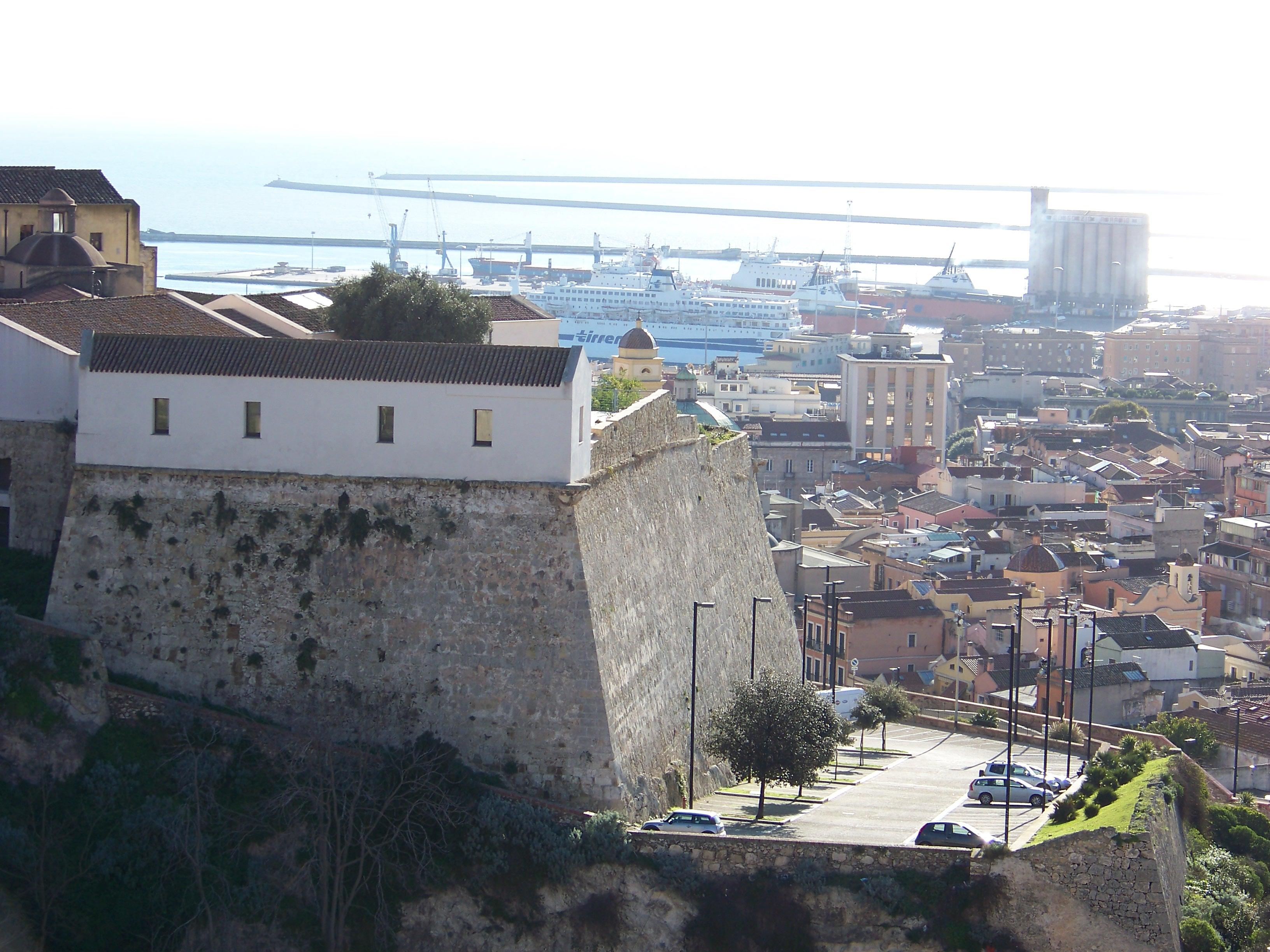 Stampace-Cagliari-Quartiere
