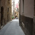 Vie Castello Cagliari