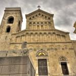 The Cathedral of Santa Maria di Castello in Cagliari, Sardinia